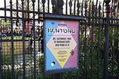 Tivoli Pantone