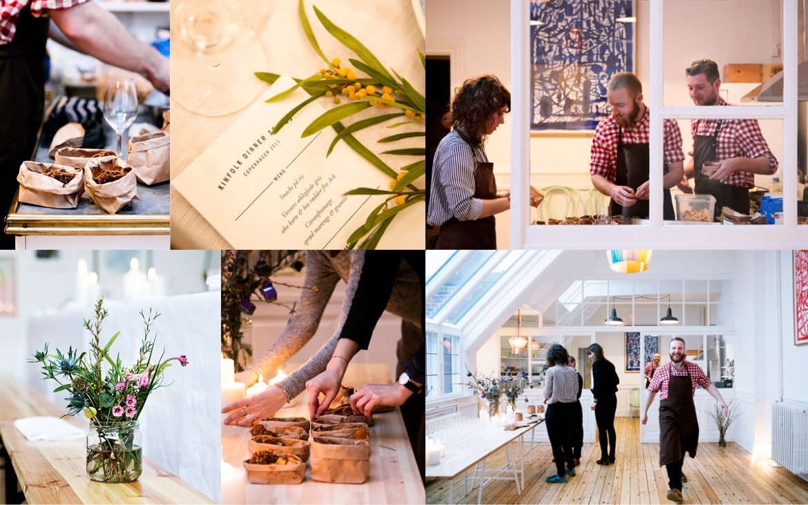 Kinfolk dinner series_event